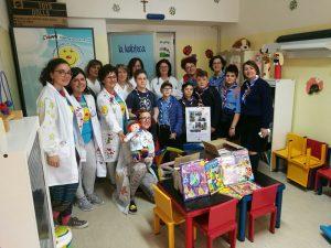 incontro in pediatria con gli scout (8)